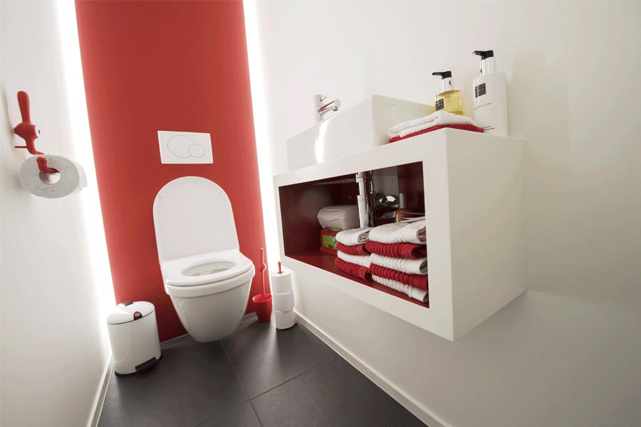 toiletkast op maat